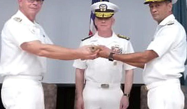 Pak Navy takes over command of CMTF for 11th time – The