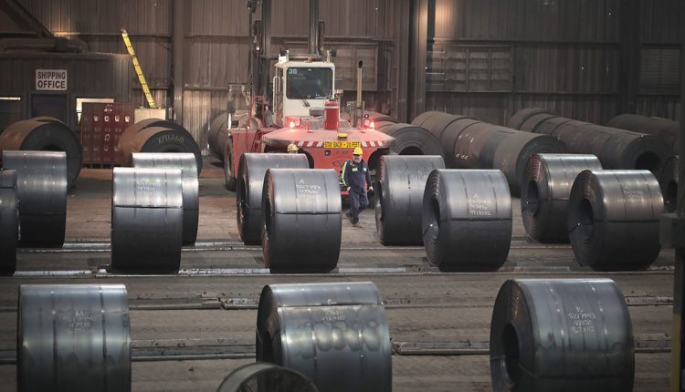 US shale shippers to foot bill for Trump steel tariffs – The